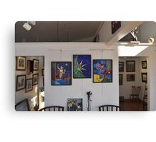 Blue Phrog Gallery Canvas Print