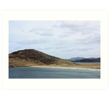 Mountain Beach -  Donegal, Ireland Art Print