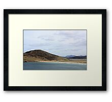 Mountain Beach -  Donegal, Ireland Framed Print