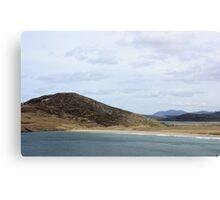 Mountain Beach -  Donegal, Ireland Canvas Print