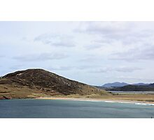 Mountain Beach -  Donegal, Ireland Photographic Print