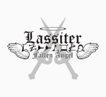 Lassiter - [ the Black Dagger Brotherhood ] by 8Bit-Paws