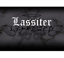 Lassiter - [ the Black Dagger Brotherhood ] Photographic Print