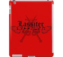 Lassiter - [ the Black Dagger Brotherhood ] iPad Case/Skin