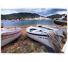 Row, row, row the boat... Poster