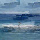 Point Break  by Rick  Todaro