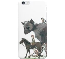 The Last Guardian, ICO, Shadow Of The Colossus iPhone Case/Skin