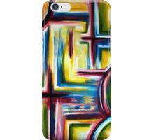 Life is a Maze Design iPhone Case/Skin