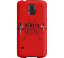 Butch - [ the Black Dagger Brotherhood ] Samsung Galaxy Case/Skin