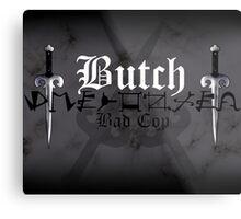 Butch - [ the Black Dagger Brotherhood ] Metal Print