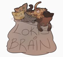 Loki's Brain Kids Clothes