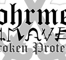 Tohrment - [ the Black Dagger Brotherhood ] Sticker