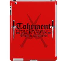 Tohrment - [ the Black Dagger Brotherhood ] iPad Case/Skin