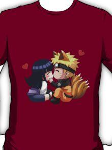 Naruto and kiss T-Shirt