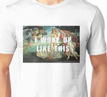 Beyonce Botticelli Venus Unisex T-Shirt