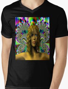 The Mystery of Chaos Mens V-Neck T-Shirt