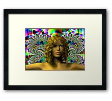 The Mystery of Chaos Framed Print