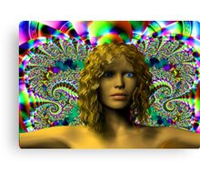 The Mystery of Chaos Canvas Print