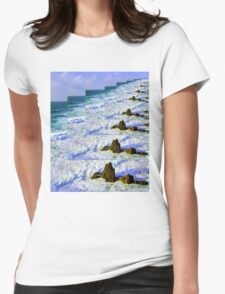 INFINITY SEA Womens Fitted T-Shirt