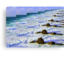 INFINITY SEA Canvas Print