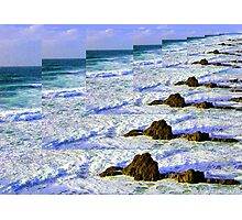 INFINITY SEA Photographic Print