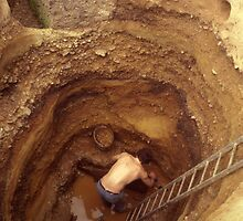 Down in the Hole by trobe