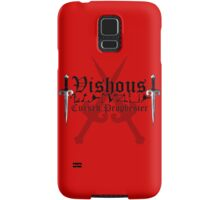 Vishous - [ the Black Dagger Brotherhood ] Samsung Galaxy Case/Skin