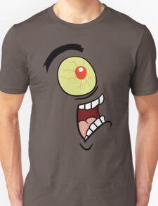 Shock, Horror, Plankton Unisex T-Shirt