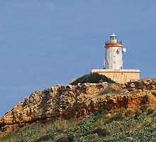 Ta' Ġurdan Lighthouse by Xandru