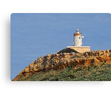 Ta' Ġurdan Lighthouse Canvas Print