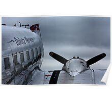 Dakota DC-3 Poster