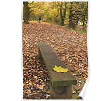 Autumn in the Park 2 Poster