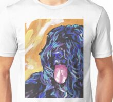 Bouvier Des Flandres Bright colorful pop dog art Unisex T-Shirt