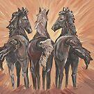 The Three Amigos by Deb Coats