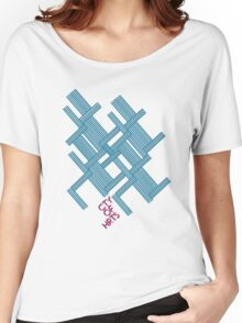 Isometric Tee Women's Relaxed Fit T-Shirt