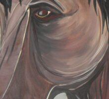 The Loan Horse Sticker