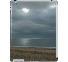 Bournemouth Beach in Winter iPad Case/Skin