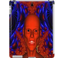 Red Ghoul iPad Case/Skin