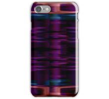 Purple abstract sm iPhone Case/Skin