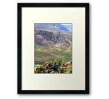 The Lake District UK .3. Framed Print