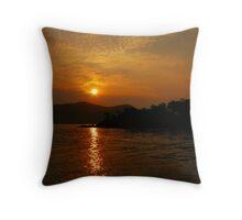 Ilha Grande Throw Pillow