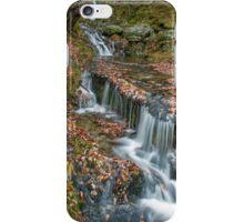 Elan Valley Waterfall iPhone Case/Skin