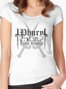 Phury - [ the Black Dagger Brotherhood ] Women's Fitted Scoop T-Shirt