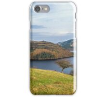 Llyn Brianne Reservoir  iPhone Case/Skin