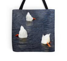 Tails Up! Tote Bag