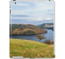 Llyn Brianne Reservoir  iPad Case/Skin