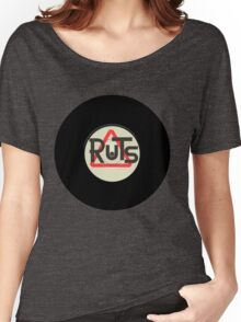 The Ruts Women's Relaxed Fit T-Shirt