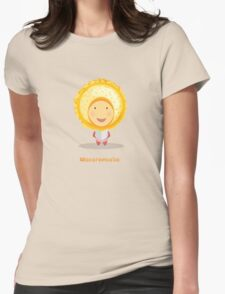 Macaroomelia (Mango-Passion Fruit) from Dessertelia Choir T-Shirt