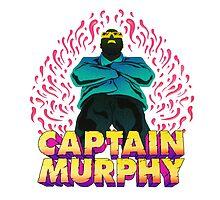 Captain Murphy - Flames by SebOfCourse