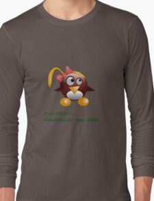 Geek Chick Long Sleeve T-Shirt